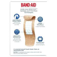Band Aid Size Chart Band Aid Sensitive Skin Bozart