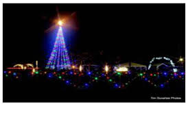 Christmas Light Displays Near Festus Mo Olneys Christmas Light Display Illinoisouth Tourism