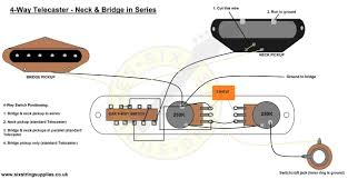 six string supplies 4 way telecaster wiring mod 4 way telecaster wiring diagram 4 way tele wiring mod