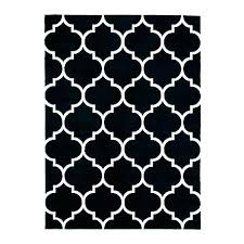 black and white area rug rugs s 8x10 ta