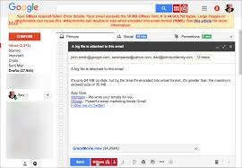 Gmail Attachment Limit How To Send Files That Exceed The Limit