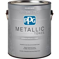 metallic paint home depot. silver metallic interior specialty finish paint home depot r