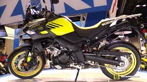 2018 suzuki vstrom. delighful vstrom 2018 suzuki v strom 1000  walkaround debut at 2016 aimexpo orlando  youtube with suzuki vstrom