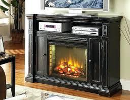 black electric fireplace entertainment center distressed black electric fireplace media center electric fireplace entertainment center black