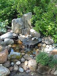 Small Picture 30 Beautiful Backyard Ponds And Water Garden Ideas Architecture