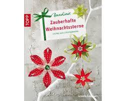 Weihnachts Bastelbuch Zauberhafte Weihnachtssterne Topp