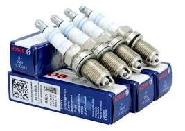 <b>Свеча зажигания Bosch</b> FR7DCX+ — купить по выгодной цене на ...