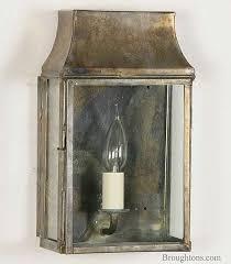 strathmore solid brass 1 light exterior wall lantern from richard hathaway lighting