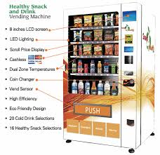 Vending Machines For Sale Ontario Beauteous Snack48Health Vending Business Opportunity In Ontario Business Exchange