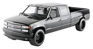 Amazon.com: 1997 Chevrolet C-2500 Crew Cab Silverado Pickup Truck ...