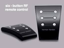 harman kardon remote control. the included wireless rf remote control gives you freedom to enjoy your music from across room, in another or even outside--from up 20 harman kardon r