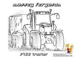 Dessin A Colorier De Tracteur Gratuit Duilawyerlosangeles
