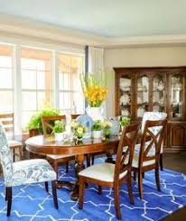 refresh your dining room with upholstered chairs before after