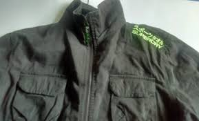 Superdry Military Superdry Ruggedest Utility Military Jacket Wl