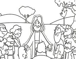 Praying for your kids by lea ann parker on indulgy.com. Jesus Teach His Twelve Disciples Coloring Page Coloring Sun Coloring Home