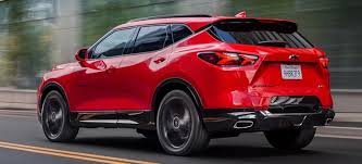 2017 Chevy Trax Towing Capacity Chart How Much Can The 2019 Chevy Blazer Tow