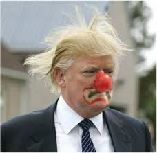 Image result for Donald Trump clown nose clipart