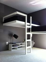 loft bed setup ideas. Interesting Loft Cool Puter Setups And Gaming Loft Bed Setup Custom Bunk Beds Simple  For Children Or Cabins Bedroom Queen Sets Twin Teenagers Cool Really  And Loft Bed Setup Ideas Pinterest