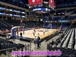 Wintrust Arena Seating Chart With Rows Wintrustarenatickets Info Is The One Of The Best Online De