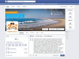 Web Design Company Facebook Page Playful Modern It Company Facebook Design For A Company By
