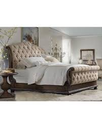 tufted upholstered sleigh bed. Perfect Sleigh Hooker Furniture Rhapsody Tufted Upholstered Sleigh Bed Size California  King  507090560 For Bed E