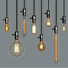 incandescent hanging light fixtures retro vintage bulb handmade lamp bulbs for pendant lamps contemporary incandescent pendant light fixtures