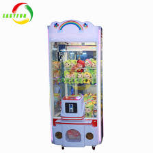 Toy Prize Vending Machine Interesting China New Promotion Mall Toy Gift Prize Claw Crane Vending Arcade