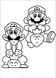 Mario Kart Coloring Pages Free For Girls 201 Get Coloring Page