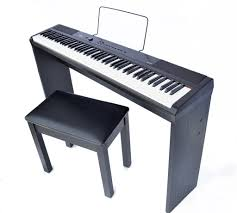Piano Furniture Artesia Pa 88w Portable Digital Piano With Matching Stand And