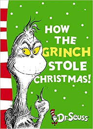 how the grinch stole christmas book cover. Exellent Christmas How The Grinch Stole Christmas Yellow Back Book Dr Seuss   Book Amazoncouk Dr Seuss 9780007170241 Books In The Christmas Cover C