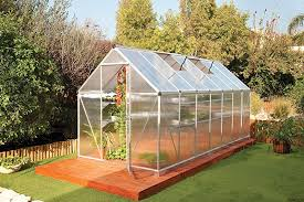 Greenhouses  Buy The Perfect Greenhouse Online Youu0027ll Love  WayfairBuy A Greenhouse For Backyard