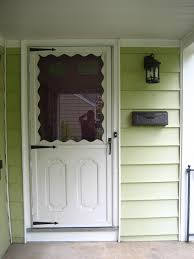 home depot front screen doorsExterior Interesting Exterior Home Design With Storm Doors Home