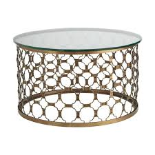 decorations amusing round metal coffee table 4 design of with fascinating 30 inci wood and metal