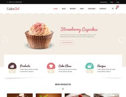 Bakery Websites 15 Best Wordpress Themes For Bakeries Coffee Shops 2019