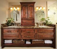 rustic bathroom double vanities. Exellent Rustic Excellent Rustic Style Bathroom Vanities  Natural Ideas Intended  For Double Vanity On C