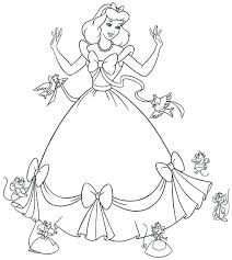 Cinderella Coloring Pages Images Coloring Pages Coloring Pages