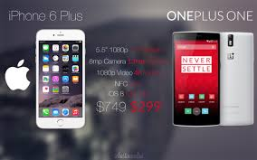 one plus one size oneplus one vs iphone 6 iphone6 plus page 3 oneplus forums