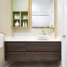 White Melamine Cabinets Bathroom Ideas Photos Houzz