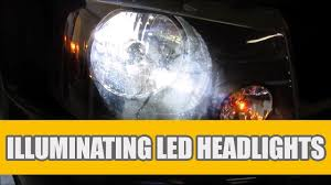 How To Install H13 Led Headlight Bulbs For 2004 2014 Ford F 150