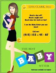 Samples Of Daycare Flyers Flyers For Daycare Free Flyer Templates Child Care Word