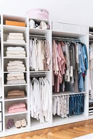Mein Begehbarer Kleiderschrank Mode Pinterest Walk In Closet