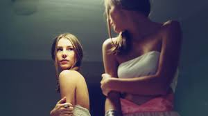 mirror reflection different person. image result for girl looking at reflection mirror different person