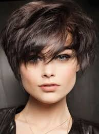 Coupe Tres Courte Femme Frisee Coupe Cheveux Degrade