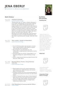 sample resume for graduate assistant position. top 8 graduate assistant  resume samples 1 638 jpg ...