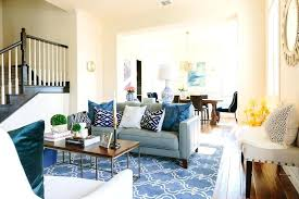 navy blue rug living room surprising formal living room decor navy blue accent pictures images library