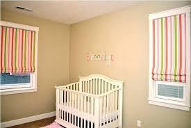 Blackout Shades Baby Room Impressive Design Inspiration