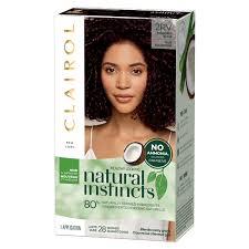 Clairol Natural Instincts Semi Permanent Hair Color 4 Dark