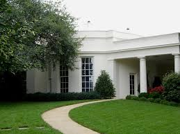 where is the oval office. the oval office exterior in 2006 wikipedia nilington where is r
