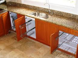 kitchen cabinets with dish racks design ideas