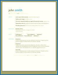 Top Resume Templates Resume Template Ideas